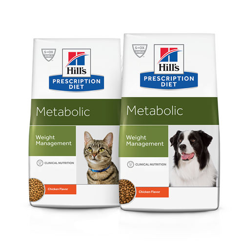 PRESCRIPTION DIET Metabolic Packshot