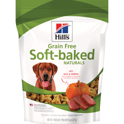 Hill's Grain Free Soft-baked Naturals Package Photo