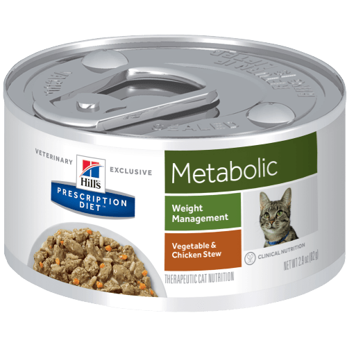 Hills Metabolic Canned Cat Food
